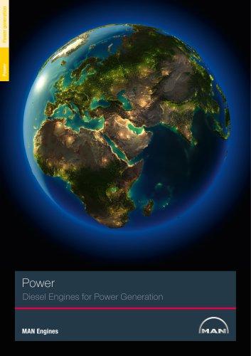 Power Diesel Brochure