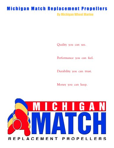Michigan Match Brochure