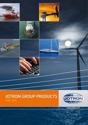JOTRON GROUP PRODUCTS