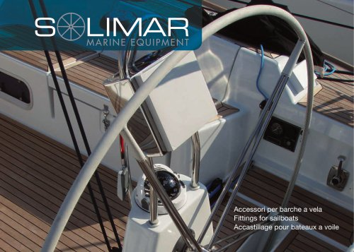 SOLIMAR - Fittings for sailboat