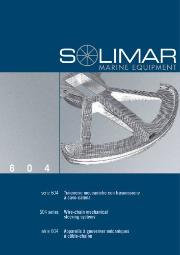 SOLIMAR Steering System 604