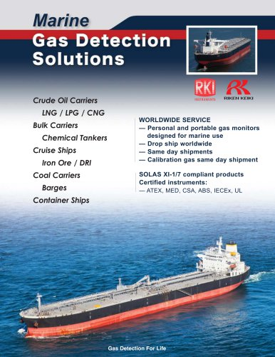 GAS DETECTION SOLUTIONS