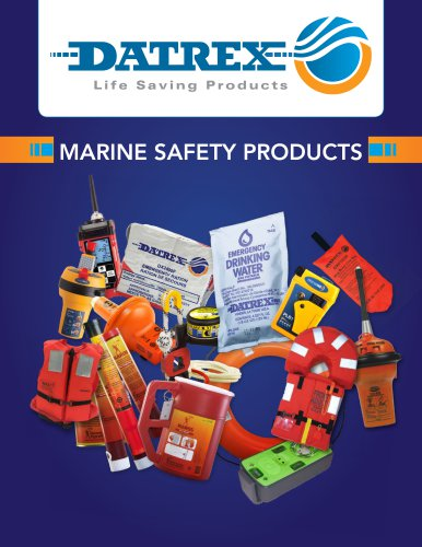 MARINE SAFETY PRODUCTS