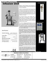 Infusion Unit Brochure-ML1482 - 2