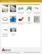 MVP Gold Line - Flex Molding Process Accessories Seals - 2