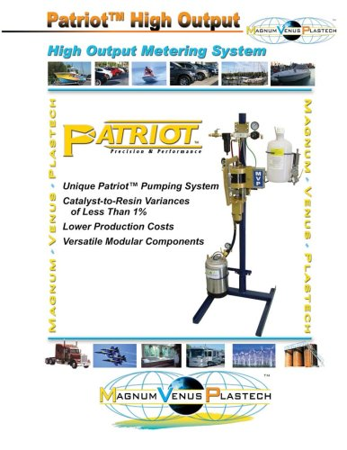 Patriot High-Output Brochure-ML1486