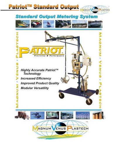 Patriot Standard Output Brochure-ML1485