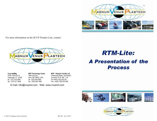 RTM Lite-A Presentation of the Process-ML1487