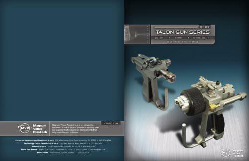 Talon Gun - Chop/Wetout