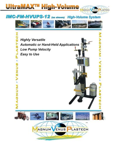 UltraMAX High Volume Brochure-ML1428