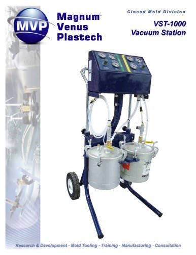 VST-1000 LRTM Vacuum System