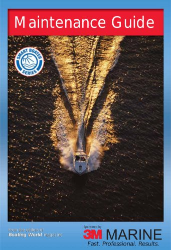 3M™ Smart Boater Series Maintenance Guide - Marine Products