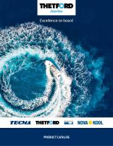 Thetford Marine Product Catalog USA