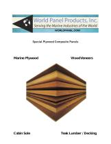 World Panel Products Inc catalog
