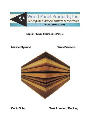 World Panel Products Inc catalog