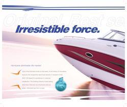 Hurricane 2008 Brochure - 2