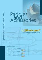 Braca Paddles Catalogue 2015