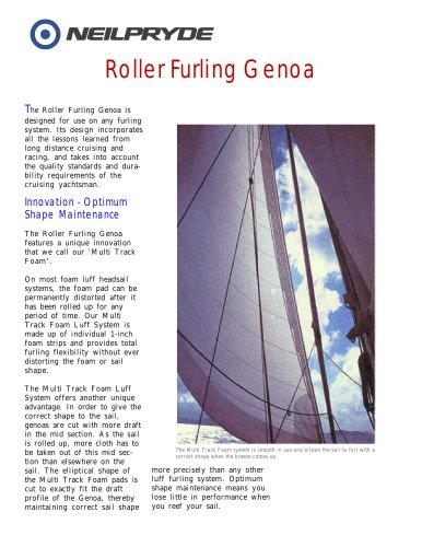 Roller Furling Genoa