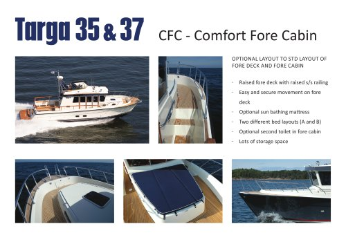 T35 & T37 CFC info