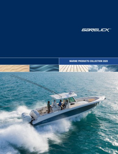 GARELICK MARINE PRODUCTS COLLECTION 2020