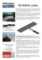 Aluminium Dock System