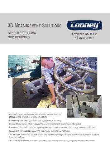 3D Measurement Solutions