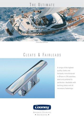 Cleats & Fairleads