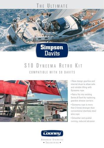 S10 Dyneema Retro Kit