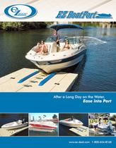 EZ BoatPort Brochure - 1