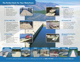 EZ Dock Floating Dock and Lift Systems - 2