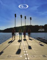 Low Profile Rowing Dock - 1