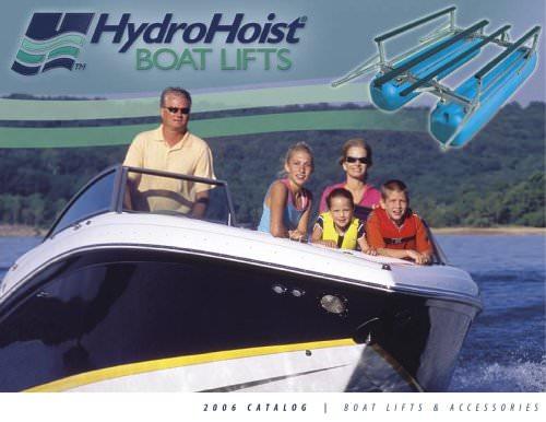 HydroHoist Catalog