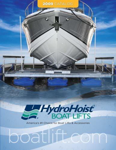 HydroHoist Catalogue 2009