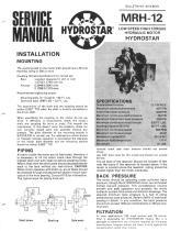 KYB Hydraulic Motor
