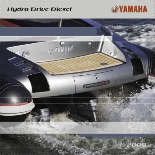 HYDRA DRIVE DIESEL