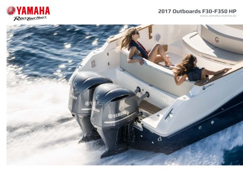 Yamaha-2017-Outboards F-30-F350 HP