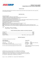 Awlquik Epoxy Primer/Surfacer D8003/D9001