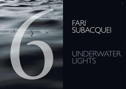 Underwater lights 2009