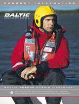 Baltic Rescue hybrid lifejacket