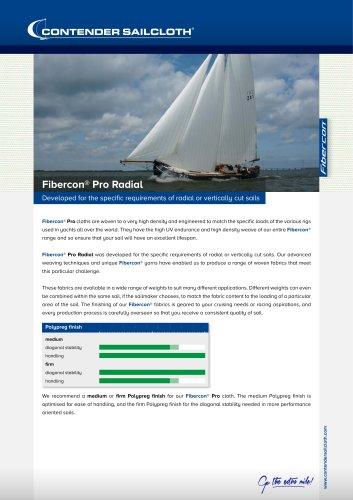 Fibercon® Pro Radial