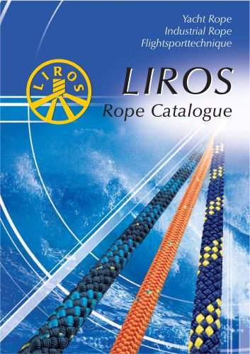LIROS Rope Catalogue