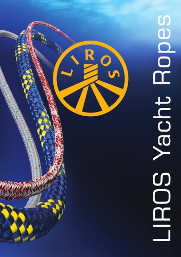 LIROS Yachting Ropes