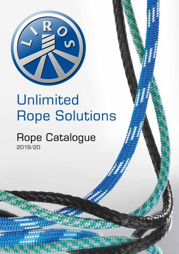 Rope Catalogue 2019/2020