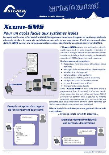 Xcom-SMS