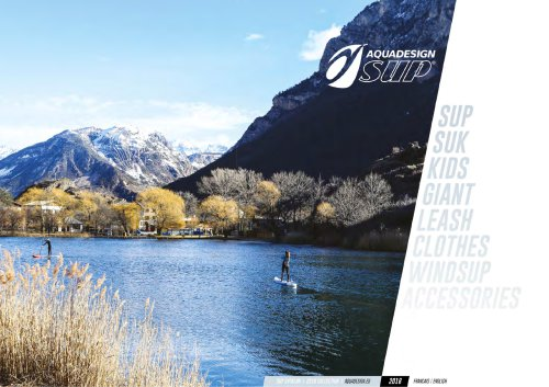 Aquadesign SUP 2016