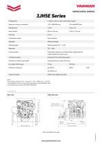 Specification datasheet - 3JH5E