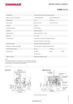 Specification datasheet - 4JH5E