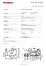 Specification datasheet - 6BY3-220 - 1
