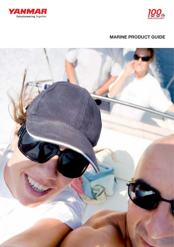 Marine Product Guide 2011 - 2012