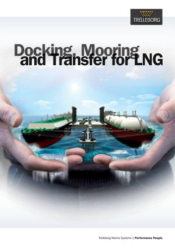 Docking, Mooring & Transfer for LNG